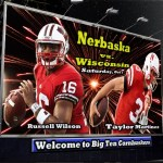 Welcome to the Big Ten Nebraska Cornhuskers