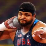Reese Hoffa Opens 2012 Kansas Relays with World-leading Shot Put Throw
