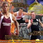 Nebraska State Track Meet Boys Sprints and Hurdles: Record-Breakers On Deck