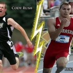Cody Rush: Less Than a Second Away from All-time Best 400 Meter