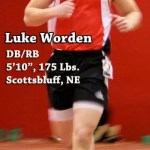 Luke Worden: His Fast 40-Times Burn up Turfs at College Football Camps