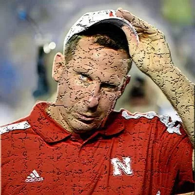 Bo Pelini Cracking at the Seams: In his 5 years at Nebraska Bo Pelini has already lost more games than former NU head coach Frank Solich lost in six  seasons. Solich was fired after going 9-3 in his 6th year