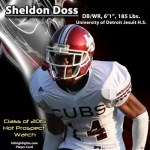 Sheldon Doss: Motor City DB Has Size and Tools to Grab Early Offers