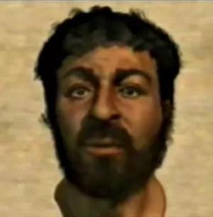 CGI Image of Jesus