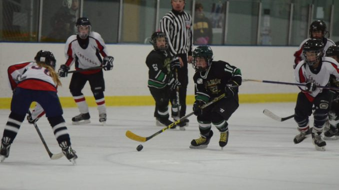 Laramie Hockey Outlaw Weekend Recap Upcoming Games Hits 106