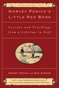 Harvey Penicks Little Red Book