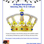 royal storytime