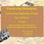 Preserving Memories at the DeSoto County Library through the Community Digitization Project