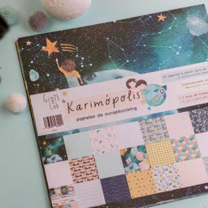 """Colección de Papeles """"Karimópolis"""" - Gigis Lab - My Hobby My Art"""