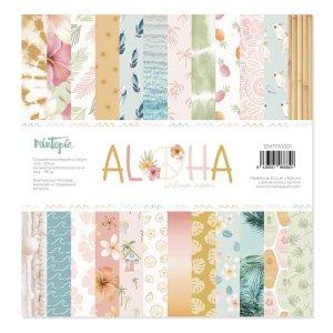 Aloha - Mintopia Studio - Basic Crea - My Hobby My Art - coleccion Aloha