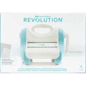 We R Memory Keepers Revolution Cutting & Embossing Machine - my hobby my art