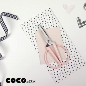 Rita Rita - Alua Cid - My Hobby My Art -CocoCut Scissors Rosa - pink