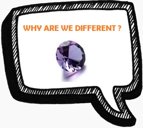 Why are we different?