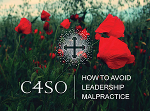 How to Avoid Leadership Malpractice