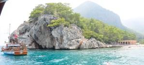Скалы Анталья