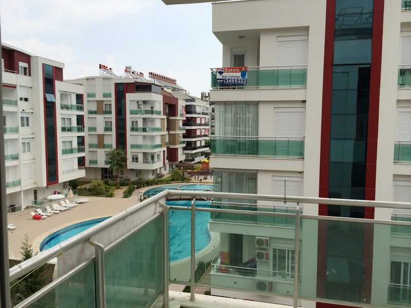 Продажа апартаментов Via Maris 1 (Виа Марис 1) (1+1) Коньяалты Анталия Турция