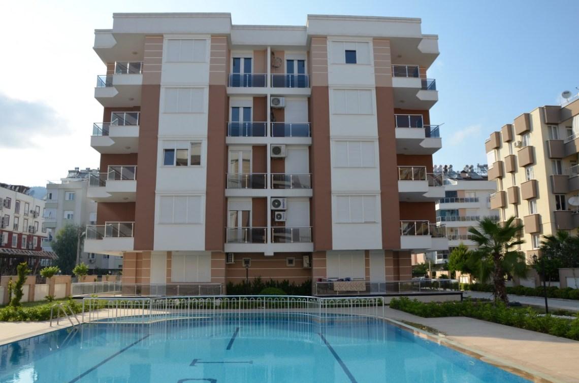 Комплекс Cevahir Residence Коньяалты Анталия Турция