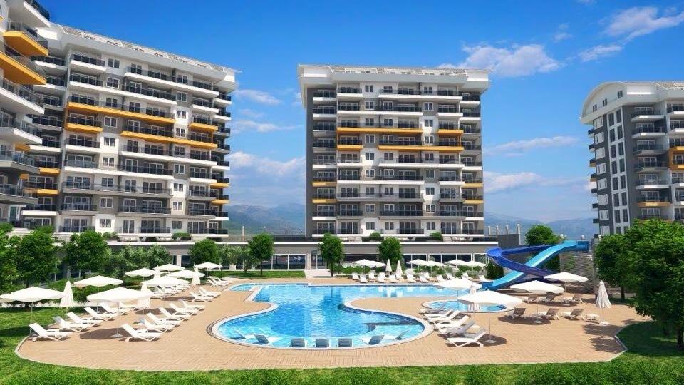 Продажа апартаментов в Аланье (Турция) Orion 7