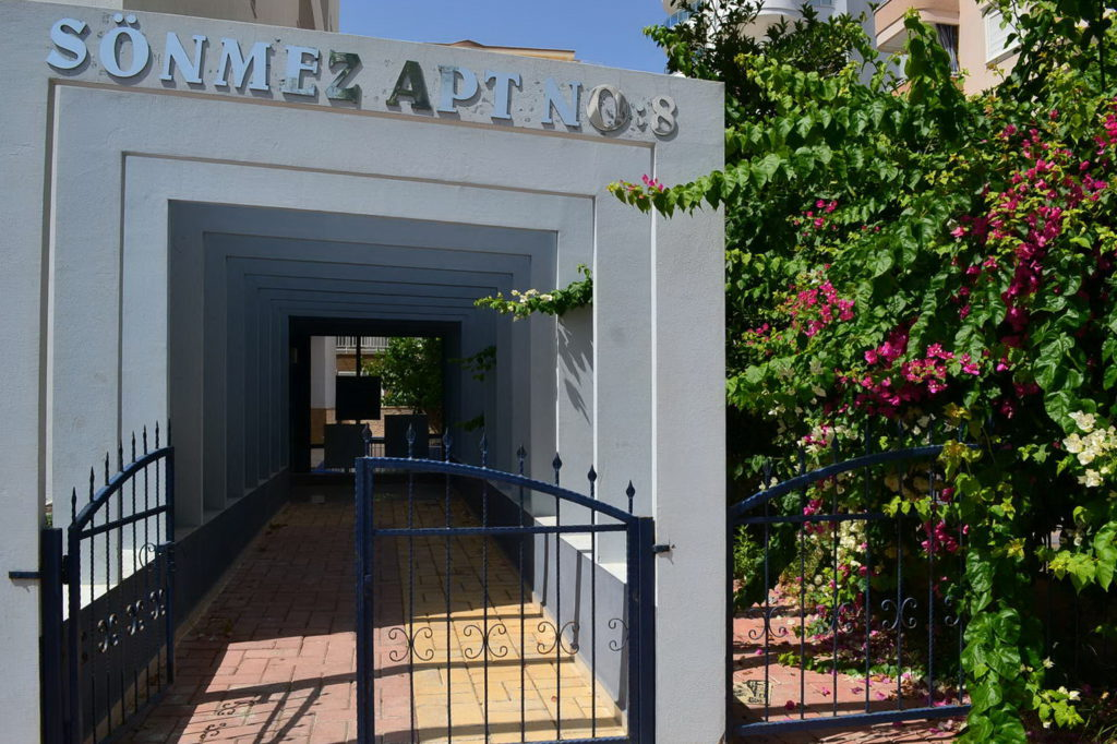 Semnez Apart (1+1) продажа квартиры в Махмутлар, Аланья АПАРТЫ аланья