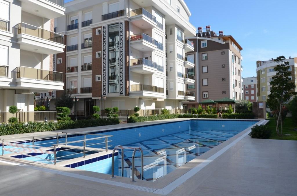 Zumrut Residence (2+1) продажа квартиры в Коньяалты, Анталии, АПАРТЫ анталия