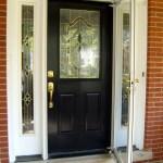 Home Entrance Door October 2014
