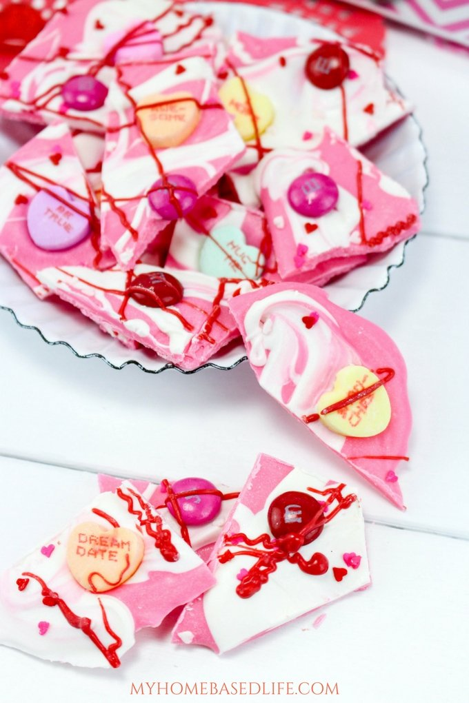 Valentine's Day Bark Recipe