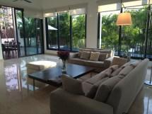 Modern Tropical Interior Design Living Room