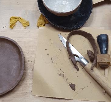 Cours céramique en dilettante