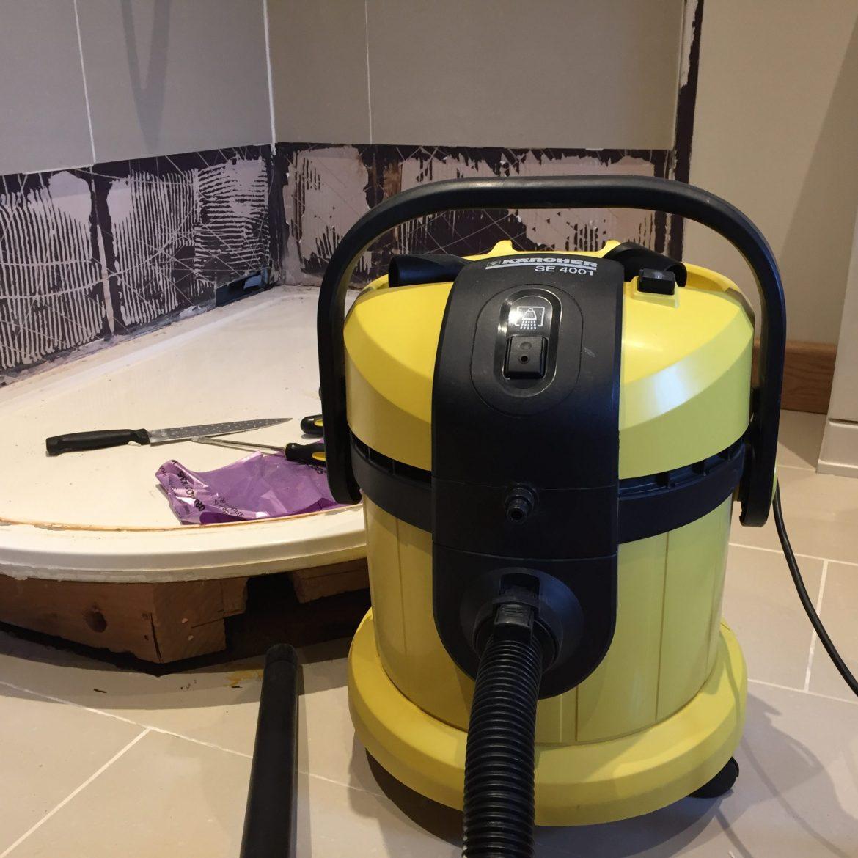 Karcher SE 4001 vacuum cleaner
