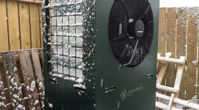 Caernarfon 18kW Air Source Heat Pump Review – Autumn