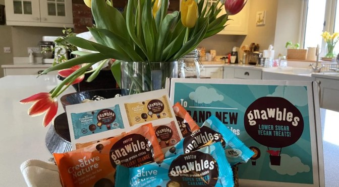 Vegan Protein Gnawbles review