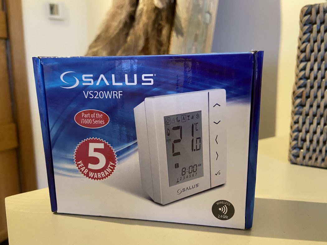 Salus iT600 from The Heating Boutique