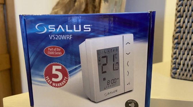 Excellent customer service: The Heating Boutique and Salus