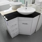 Corner Bathroom Sink And Cabinet