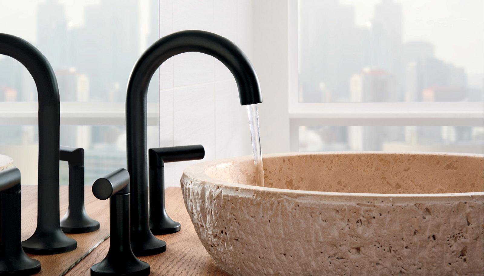 Black Bathroom Faucets  Black Faucets for Bathroom