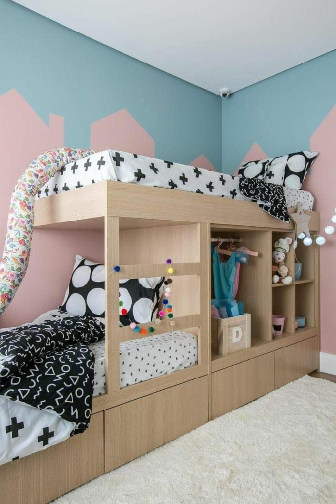 Child's bedroom design idea