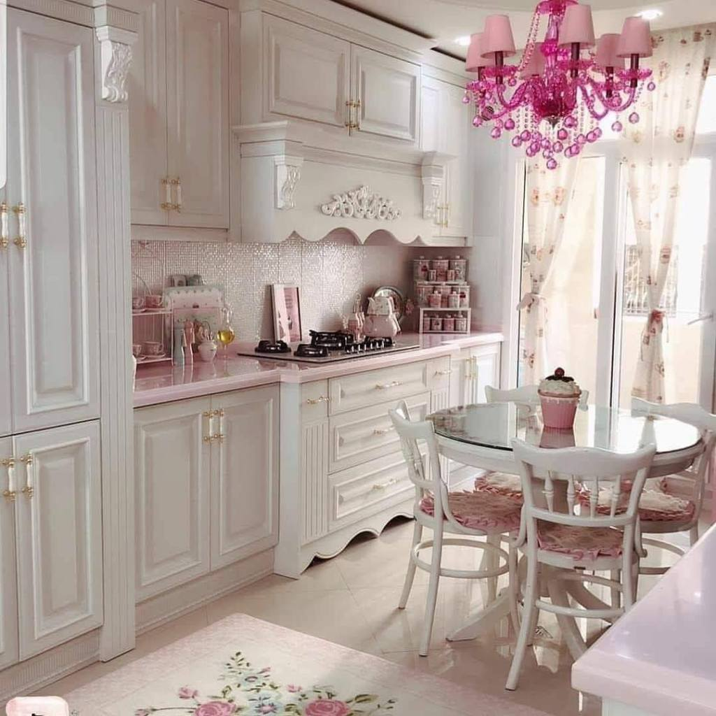old style spring kitchen