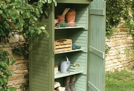 + 34 Most popular ways to Garden Shed Storage Ideas