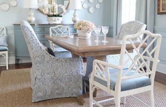 +37 Traditional Dining Room Country French Secrets