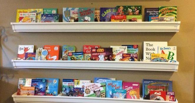 36 Bookshelves Diy Kids Bookcases Secrets