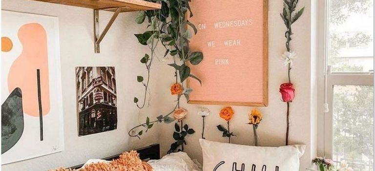 76 College Bedroom Decor Ideas and Remodel