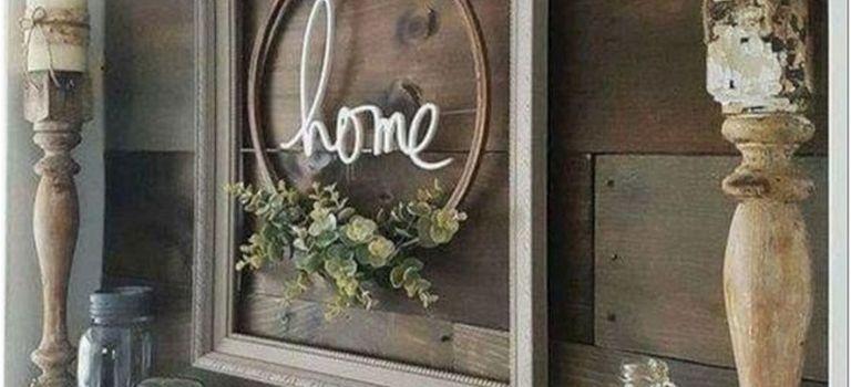 76 Inspirational DIY Rustic Home Decor Ideas