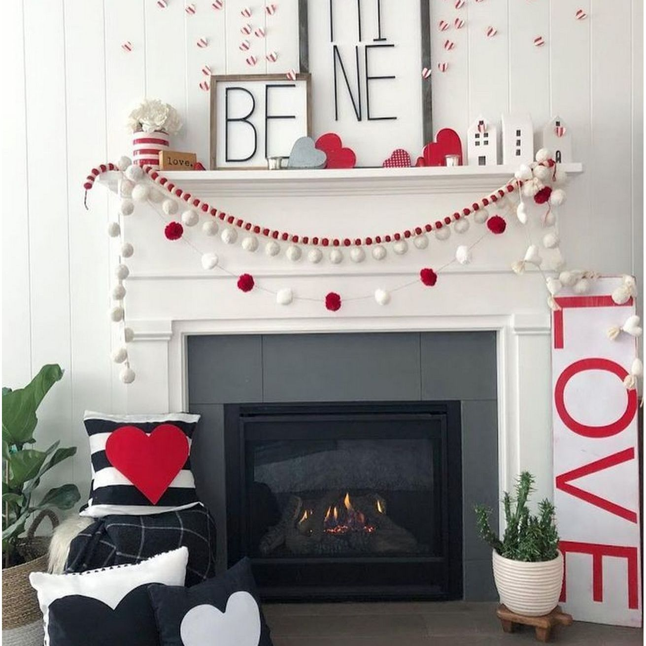 Welcome to Valentine's Day which is getting closer to Romantic Interior