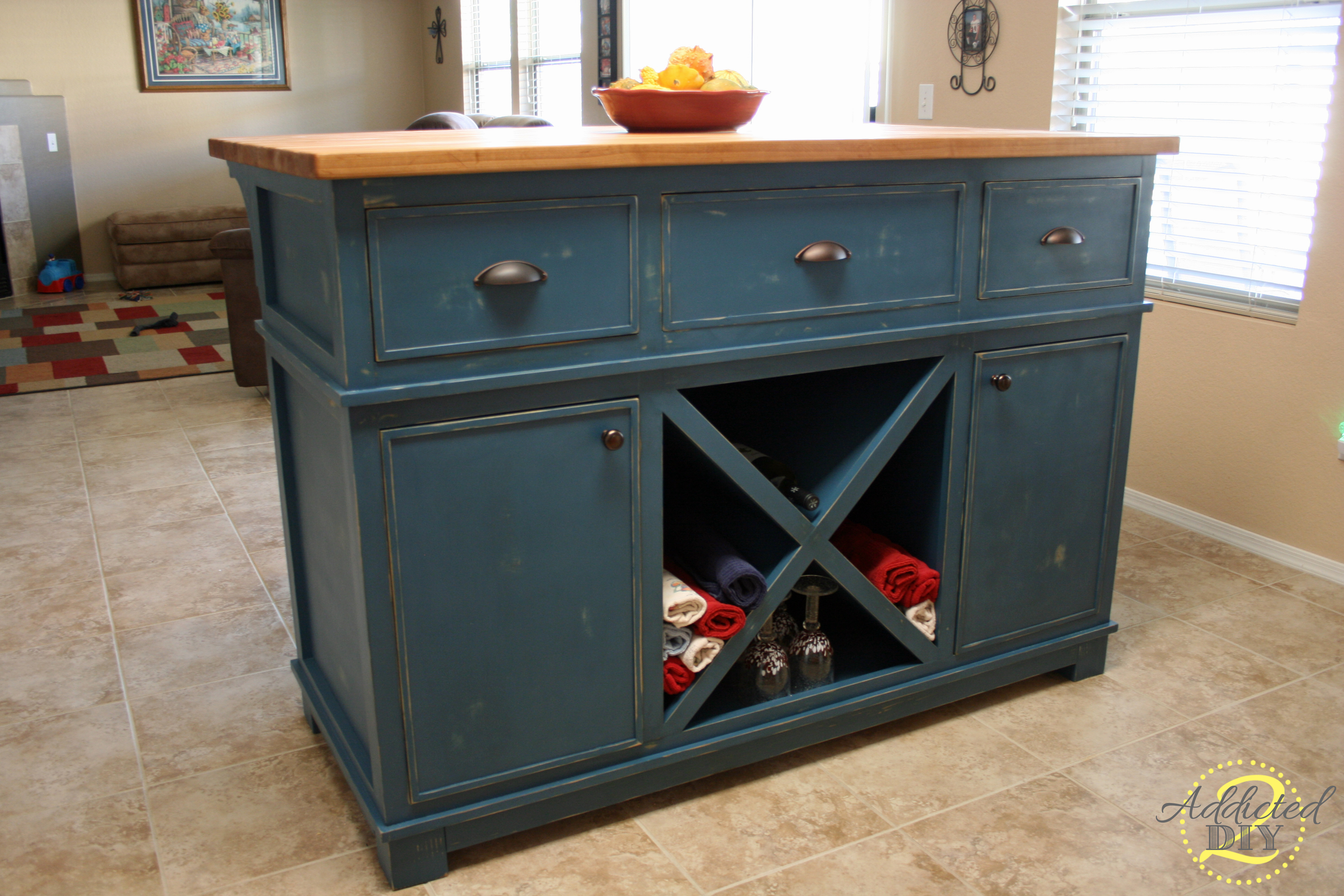 5 Things You Need To Do Before Making a Kitchen Island