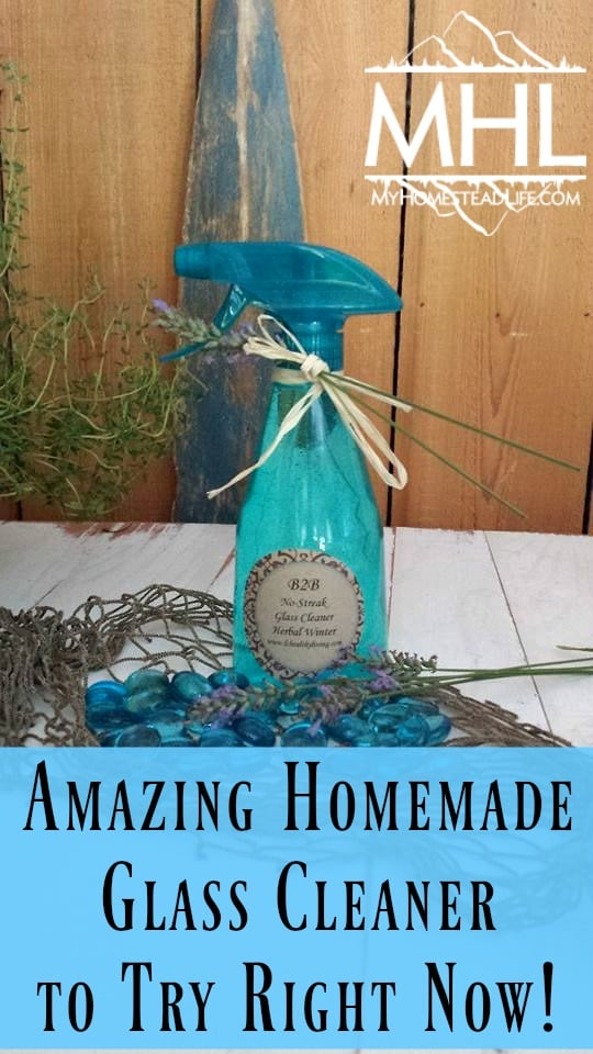 Amazing Homemade Glass Cleaner to Try Right Now!Amazing Homemade Glass Cleaner to Try Right Now!