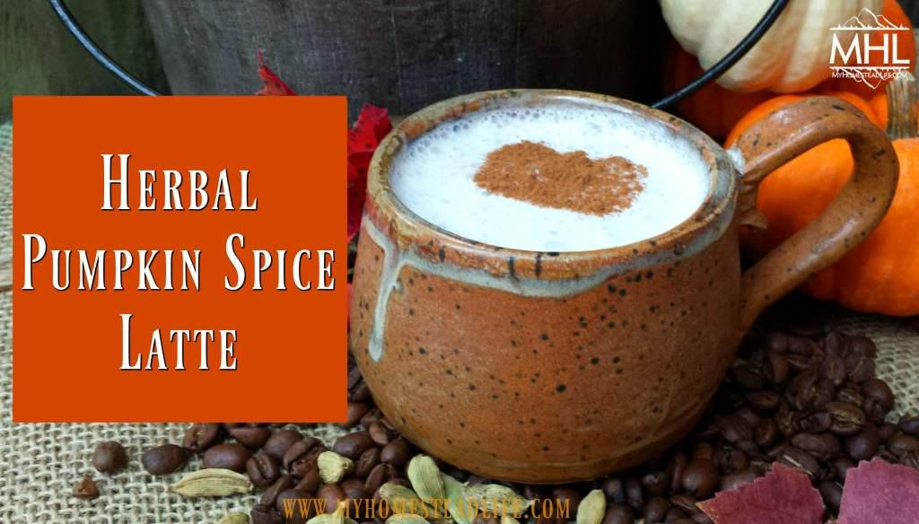 herbal-pumpkin spice- pumpkin- latte