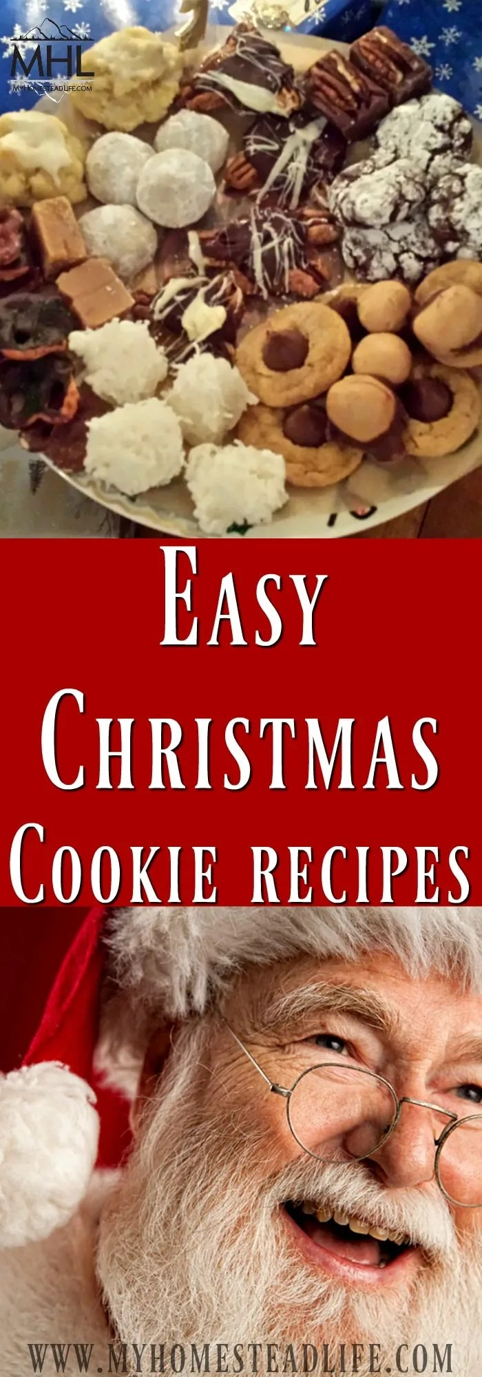 Easy Christmas Cookie Recipes for the Ultimate Cookie Platter