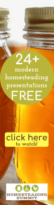 The Modern Homesteading Summit