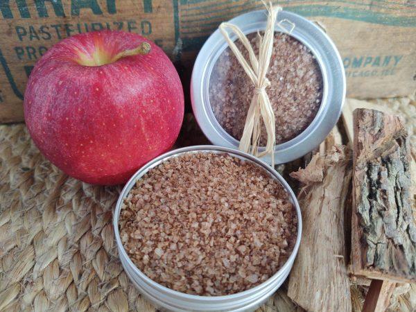 Applewood-smoked-sea salt
