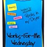 Works-for-Me Wednesday: Help for Hanger Horns